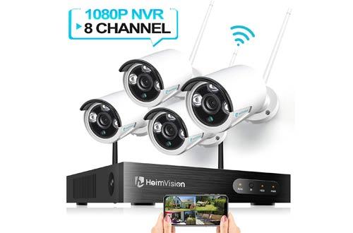 Top 10 Best Indoor Outdoor Wireless Security Cameras Reviews In 2020 Wireless Security Cameras Security Cameras For Home Best Security Cameras