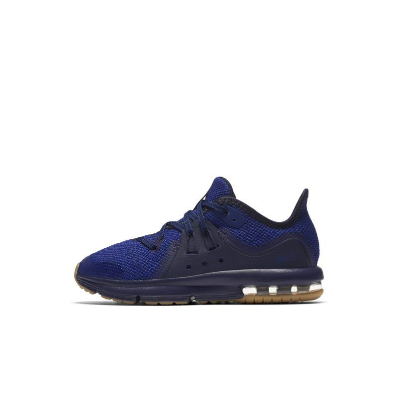 c0e5df746e Nike Air Max Sequent 3 Younger Kids' Shoe - Blue   Products   Nike ...