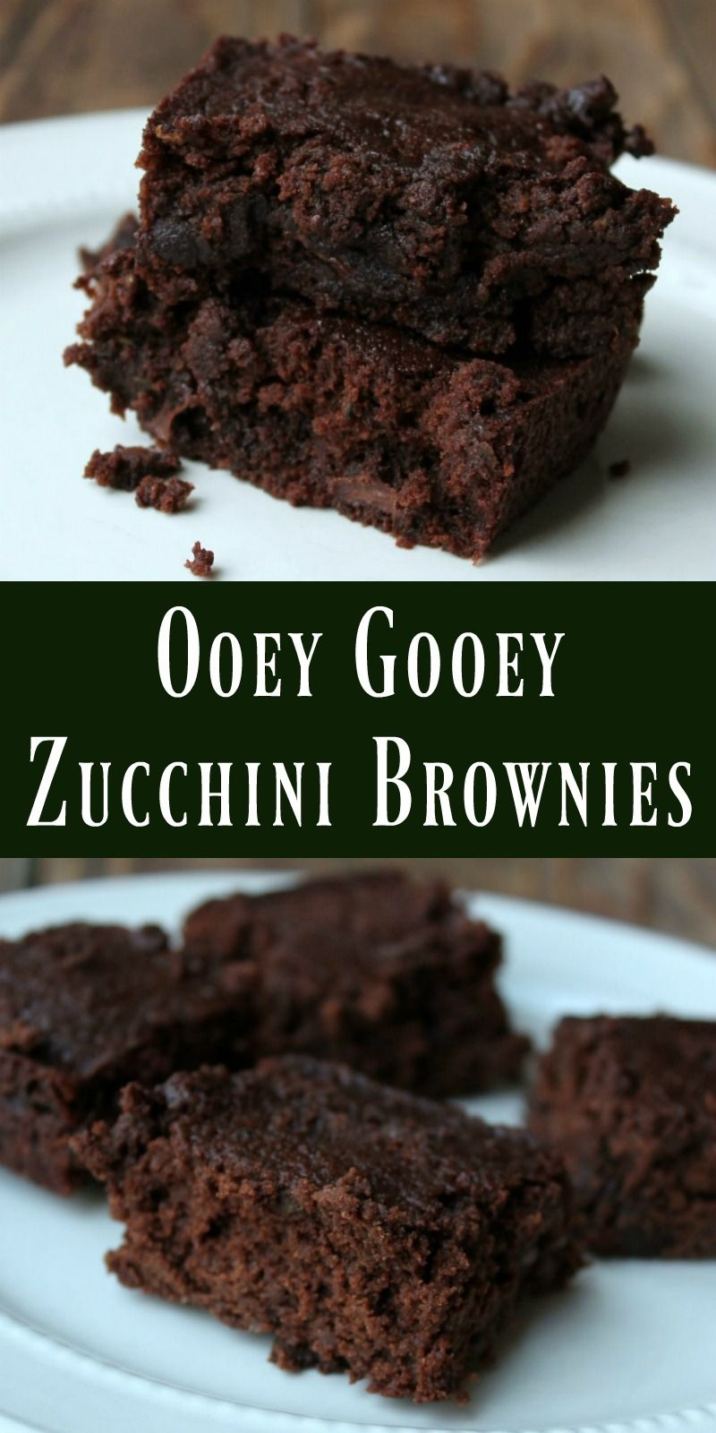 Zucchini Brownies Recipe With Images Zucchini Brownies