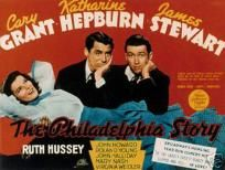 New Poster The Philadelphia Story Free Shipping