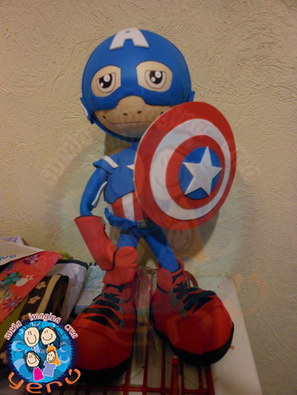 Capitán América !!!