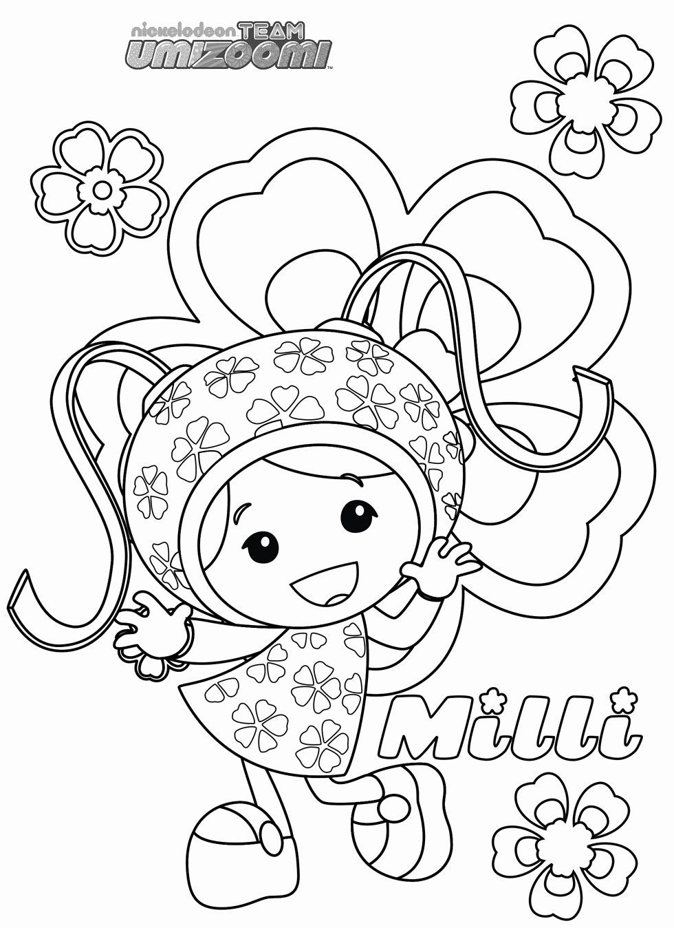Team Umizoomi Coloring Page Fresh Team Umizoomi Coloring Pages Best Coloring Pages For Kids In 2020 Team Umizoomi Cartoon Coloring Pages Coloring Books