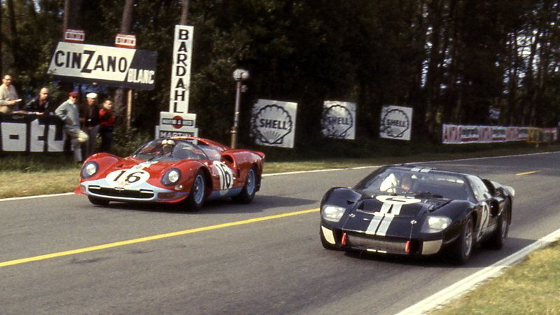 Ford Cracks Its Gt40 Le Mans Vault Ahead Of Ford V Ferrari