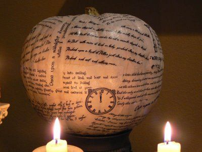 Fast  easy no carve pumpkin decorating ideas creative mamas monday kindred spirit mommy also rh in pinterest