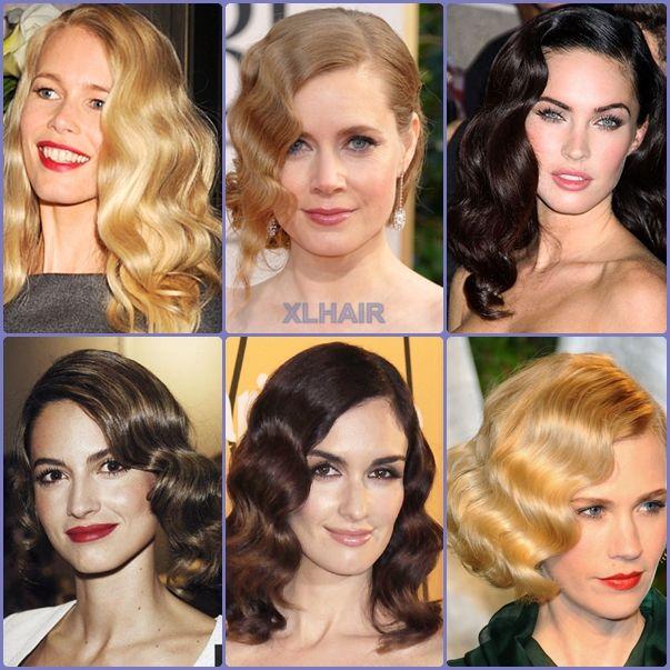Más notable peinados ondas al agua Fotos de las tendencias de color de pelo - XL HAIR: VÍDEOTUTORIAL: PEINADO ONDAS ROMÁNTICAS AL AGUA ...