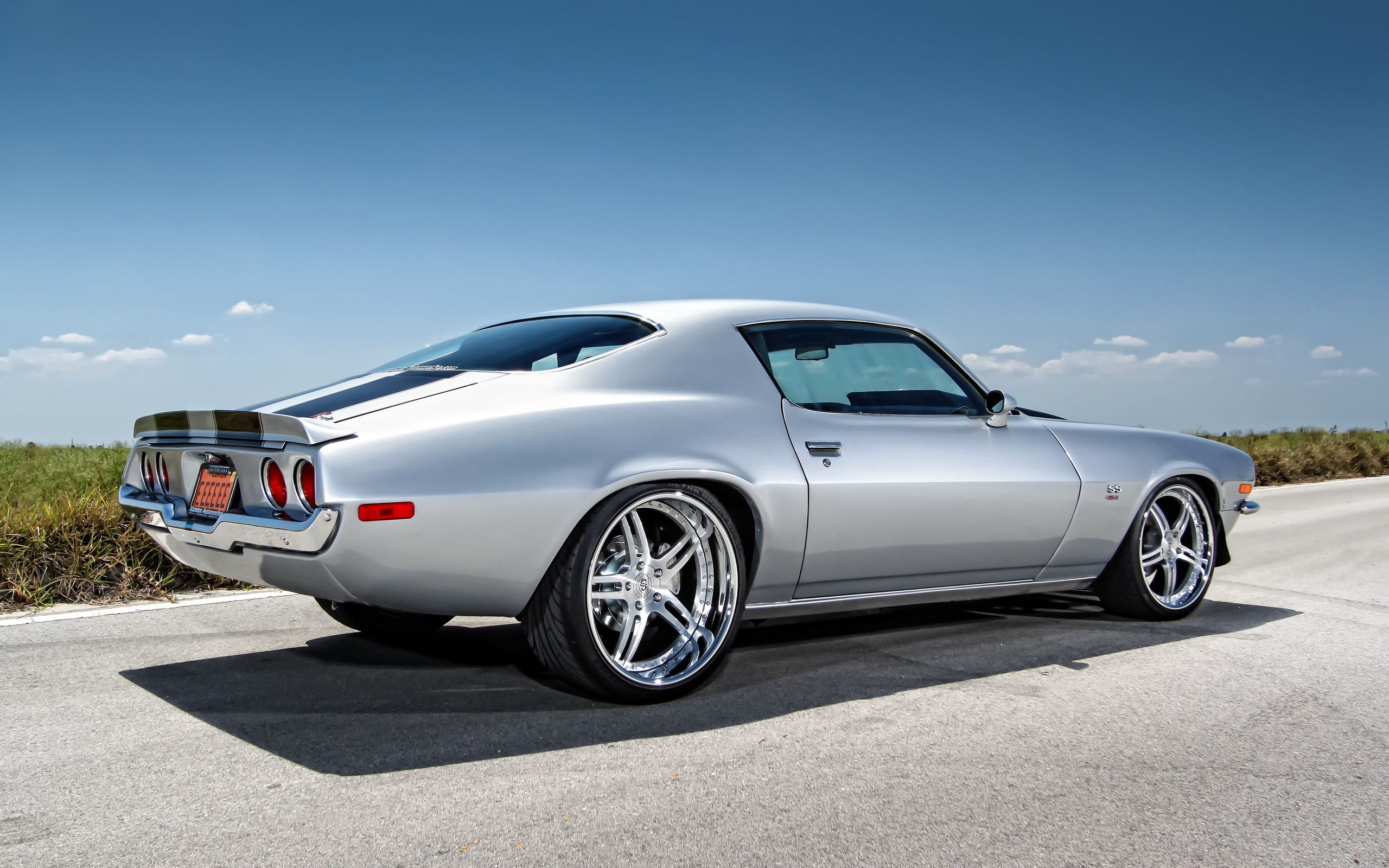 Chevy Muscle Car Wallpaper Chevy Camaro Muscle Car Wallpapers