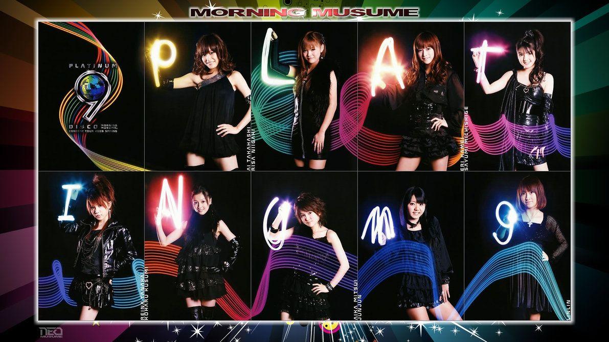 Morning Musume Platinum 9 by N...