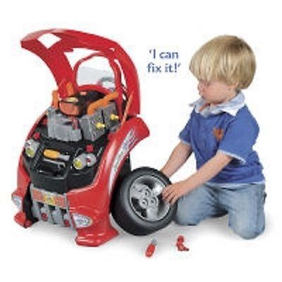 Kids Toddler Toy Auto Mechanic Car Service Station Vick S Great Deals