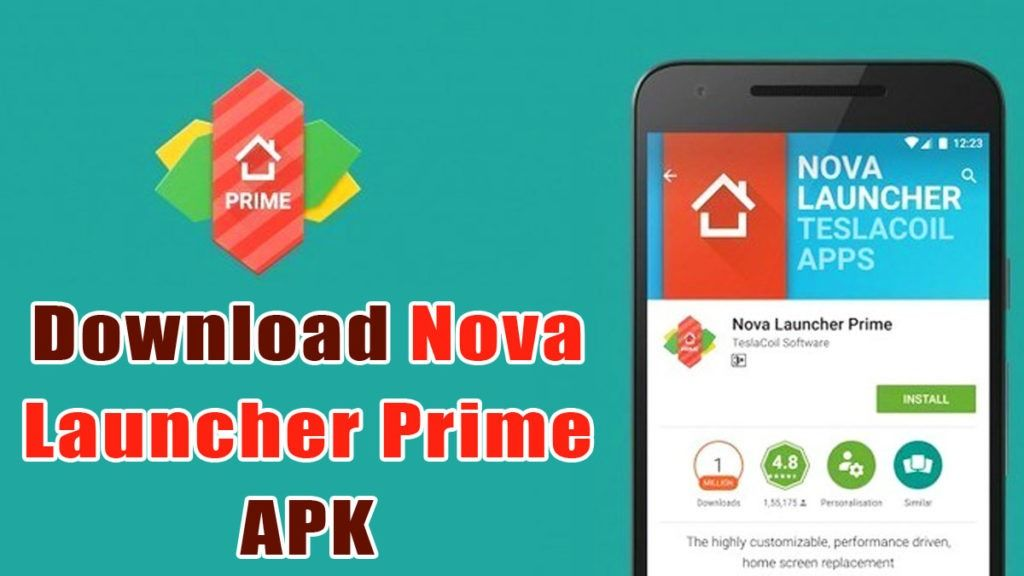 download nova launcher prime apk cracked