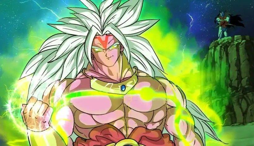 Legendary Super Saiyanjin Omni God Anime Dragon Ball Super Anime Dragon Ball Anime Character Design