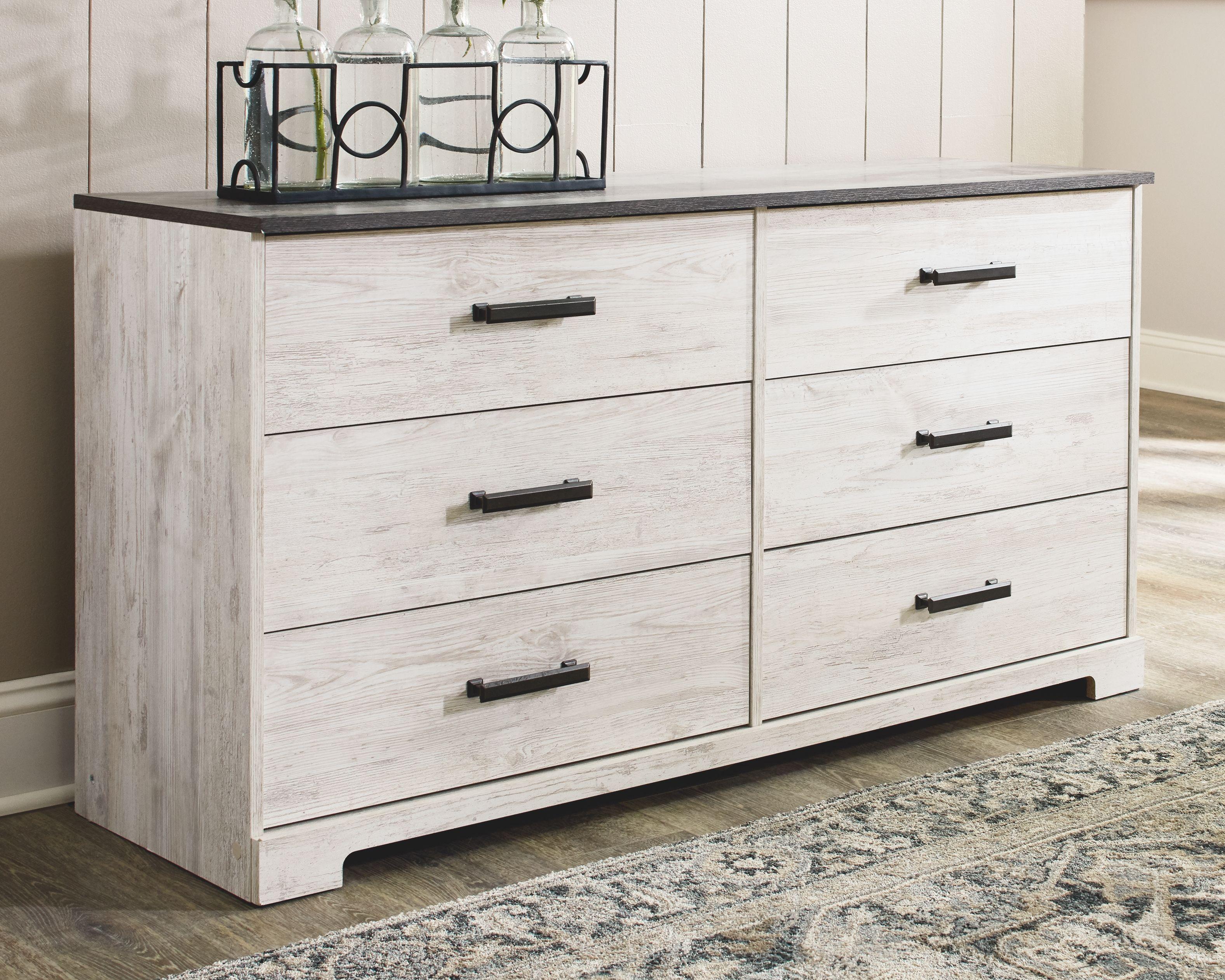 Shawburn Dresser Ashley Furniture Homestore Grey Dresser Light Wood Dresser Rustic Dresser [ 2523 x 3154 Pixel ]