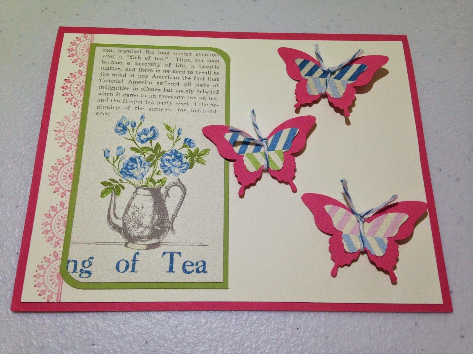 Awaken Your Creativity: A Trio of Pretty Butterflies