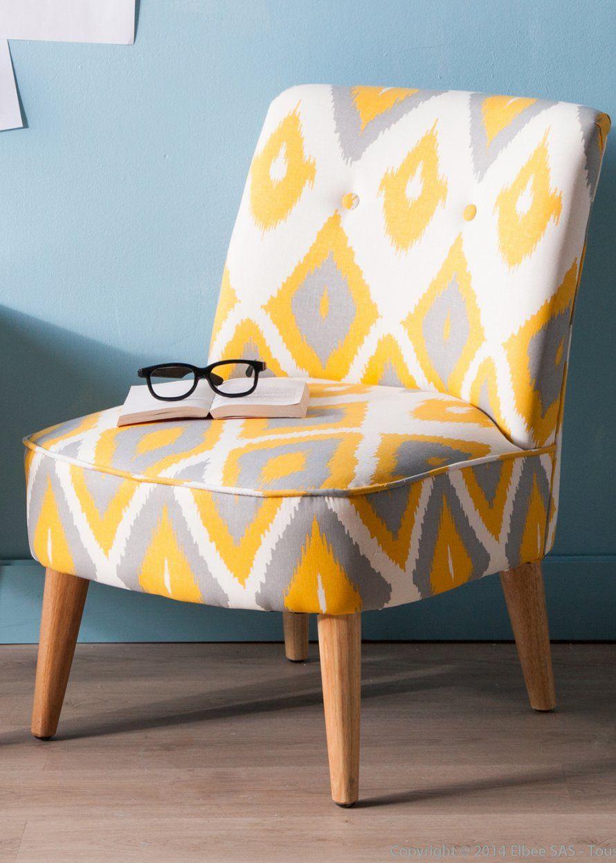 petit fauteuil jaune b b italia petit fauteuil marie claire maison et marie claire. Black Bedroom Furniture Sets. Home Design Ideas