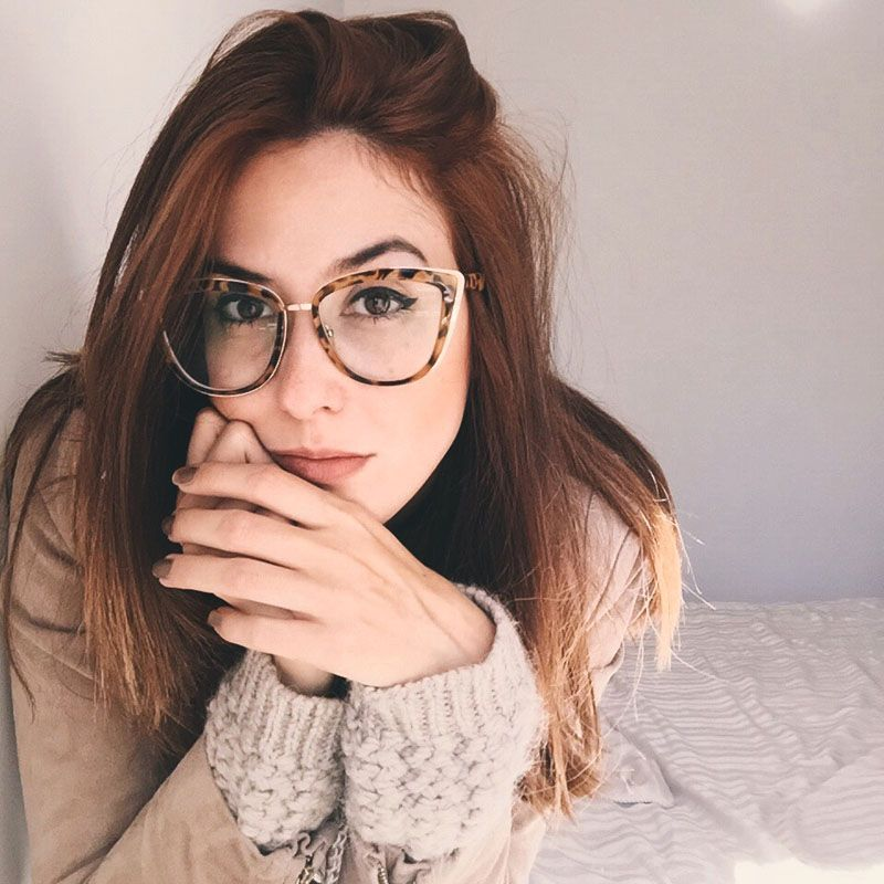 5 Facts About My New Hairstyle Oculos De Grau Feminino Oculos