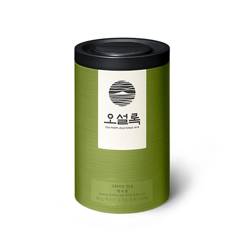 Osulloc Eoksujin Loose Leaf 80g Traditional Green Tea With Harmonius Flavor Best Matcha Tea Premium Green Tea Green Tea