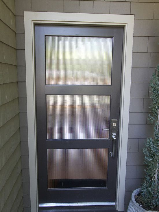 Metal Glass Front Door Love The Privacy Glass Inserts Glass Front Door Privacy Front Door Curtains Metal Front Door