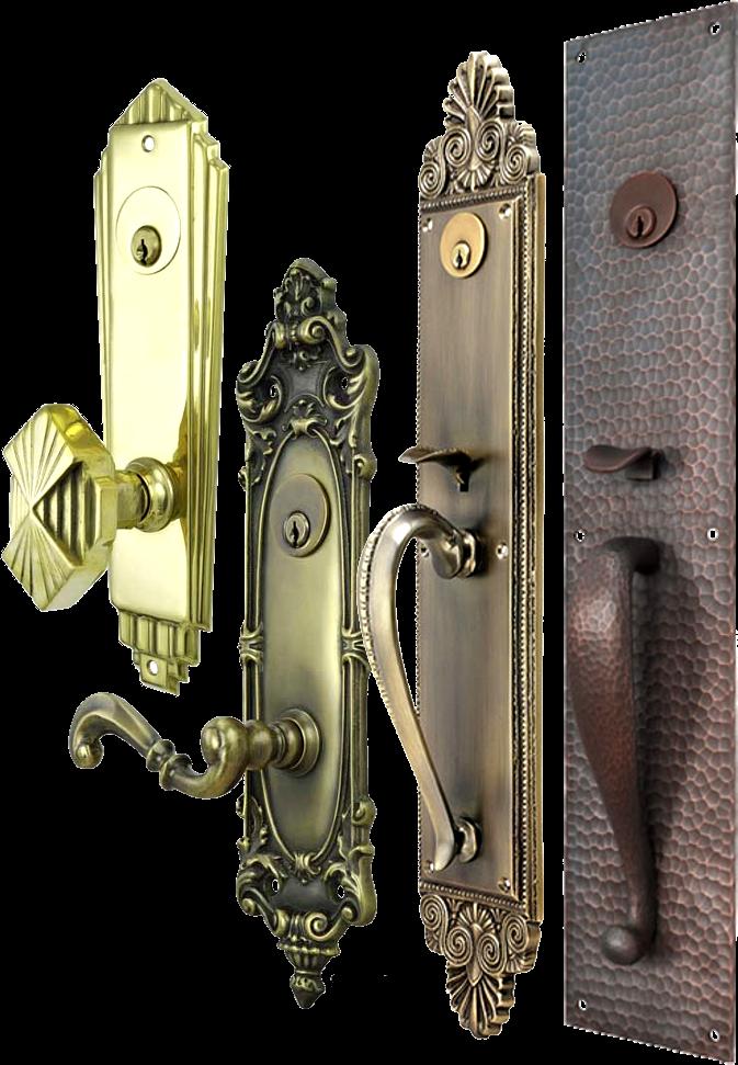 Front Door Handles Antique Beautiful Hardware Fixtures