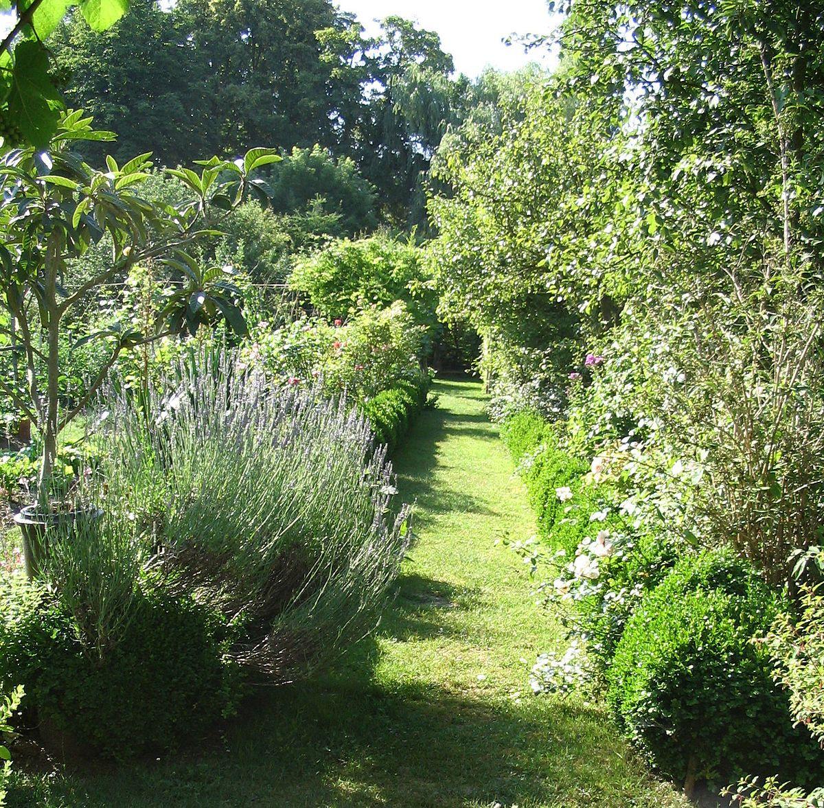 Jardin de curé dans l\'Yonne | Jardin | Garden, Potager garden et ...