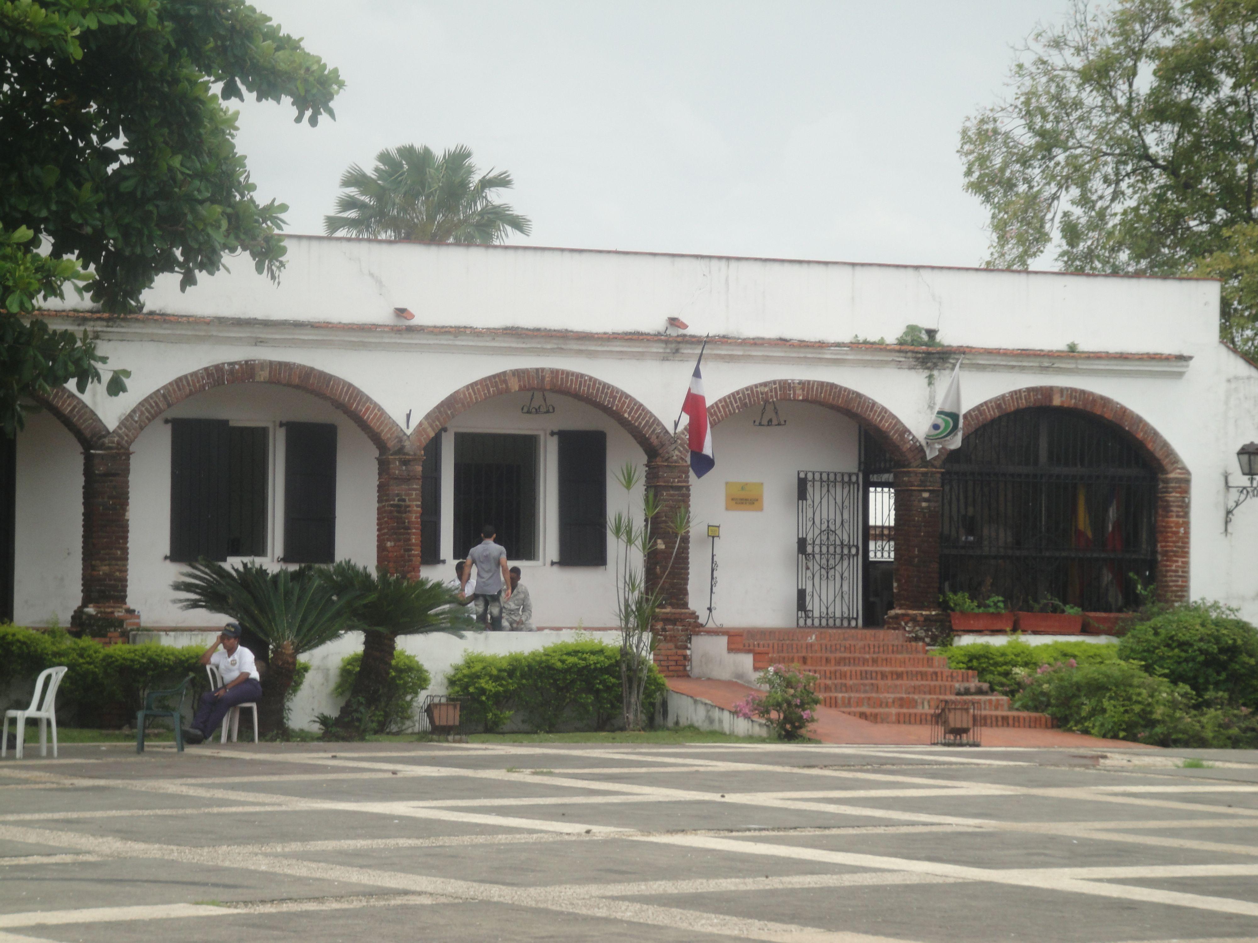 Christopher Columbus's Son's House