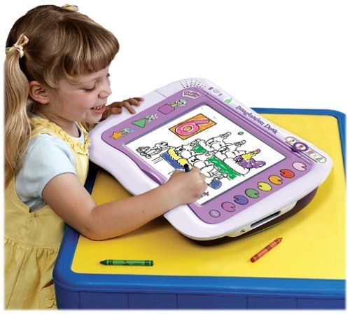 Leapfrog Imagination Desk Deluxe Learning System By Leap Frog 65 48 Here S
