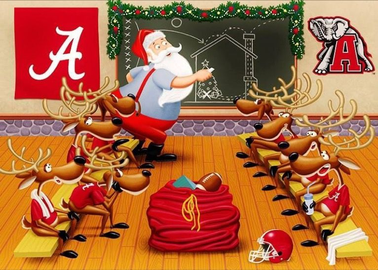 Pin by Patsy Jones on .Roll Tide. Alabama christmas