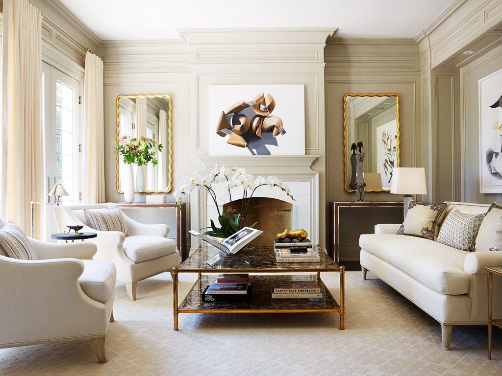 Love This Design The Abstract Art Is A Big No Though Home Living Room Furniture Design Modern Formal Living Rooms Elegant neutral living rooms