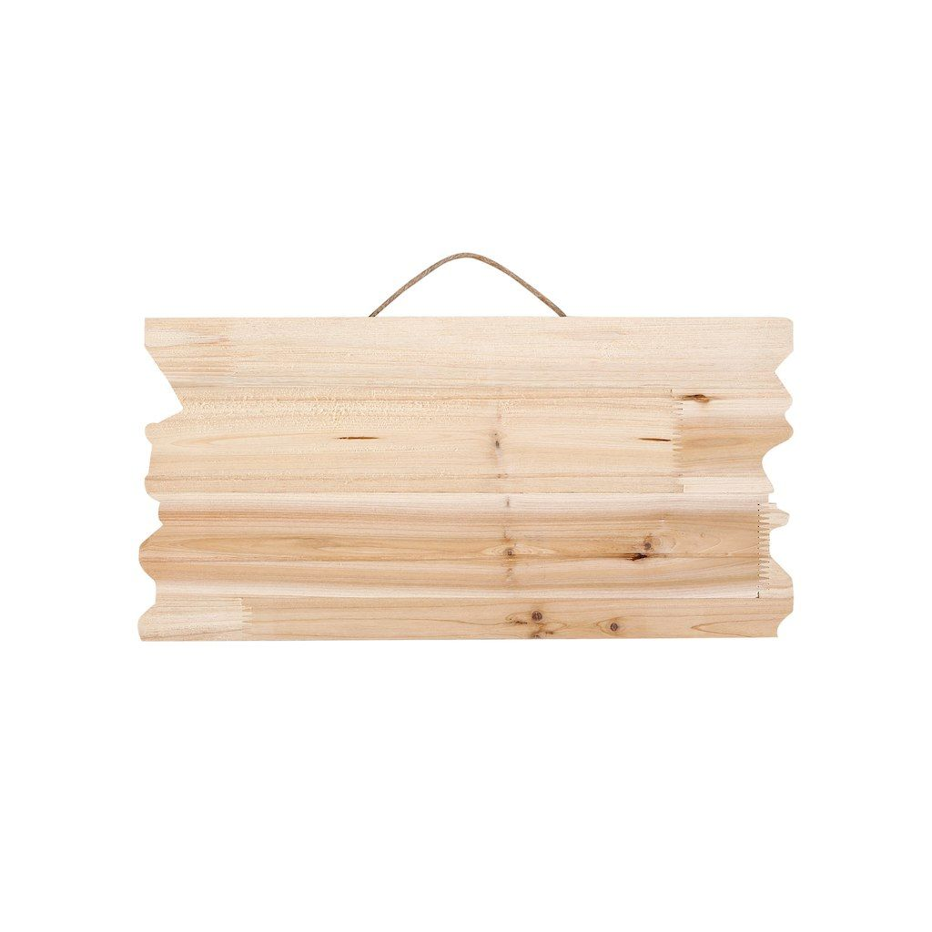 Jagged Edge Pallet Plaque By Artminds Wood Craft Supplies Cool Woodworking Projects Wood Crafts
