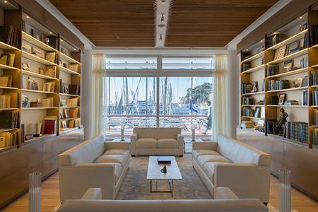 Inside The New Yacht Club De Monaco 画像あり ヨット
