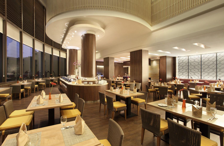 Kemangi Restaurant At Hotel Santika Pandegiling Surabaya