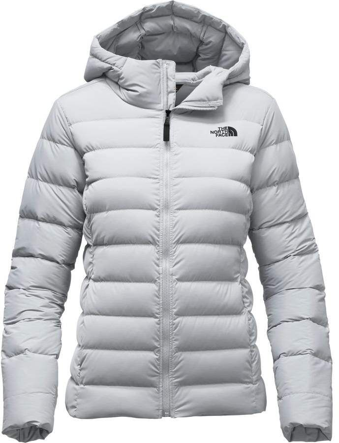 The North Face Stretch Down Hooded Jacket Women's | North