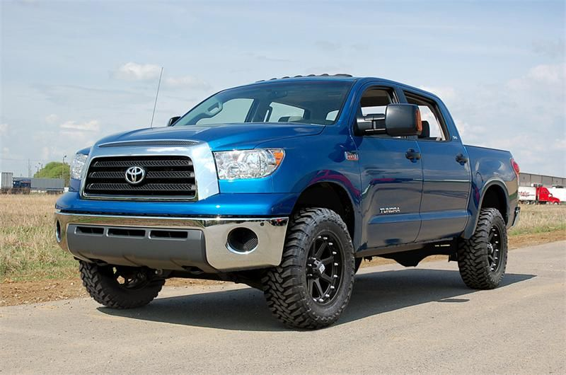 "20072011 Toyota Tundra 4.5"" Suspension Lift 2011 toyota"