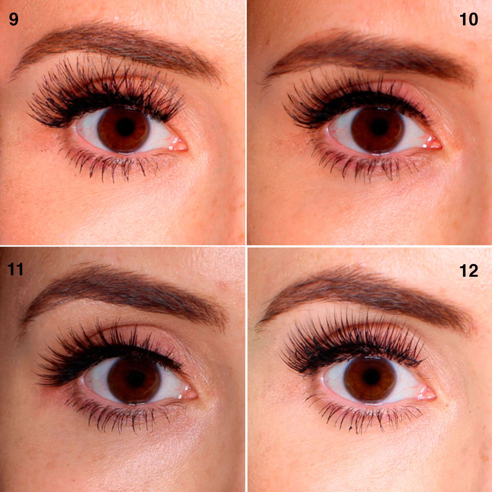 9354bb4a113 100 false lashes tested on ONE eye: picture reviews #10-Ardell Natural  Style 110