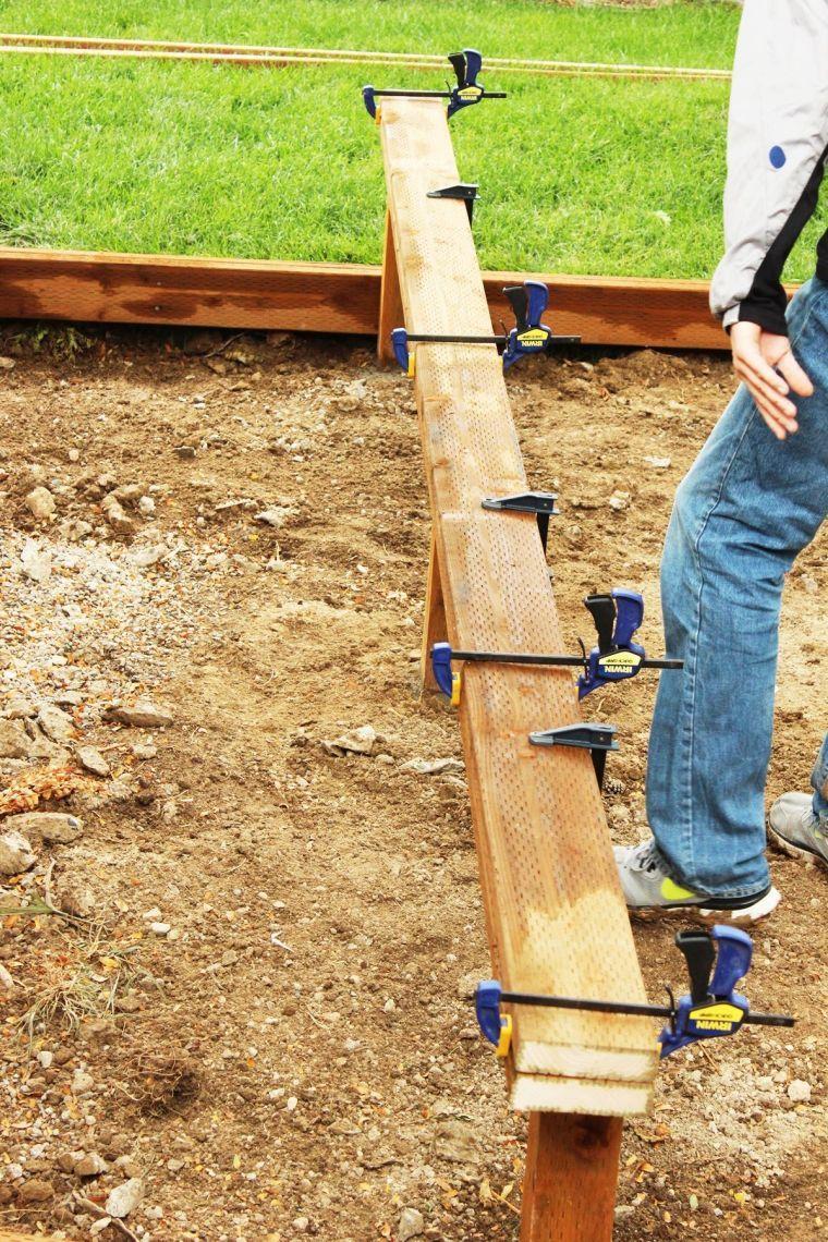 Fabrication Terrasse Bois Comment Réaliser Une Structure