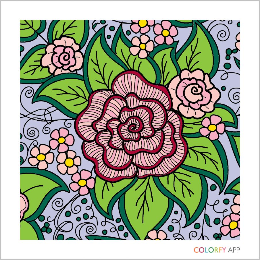 Pin by KRISH on colorfy | Pinterest