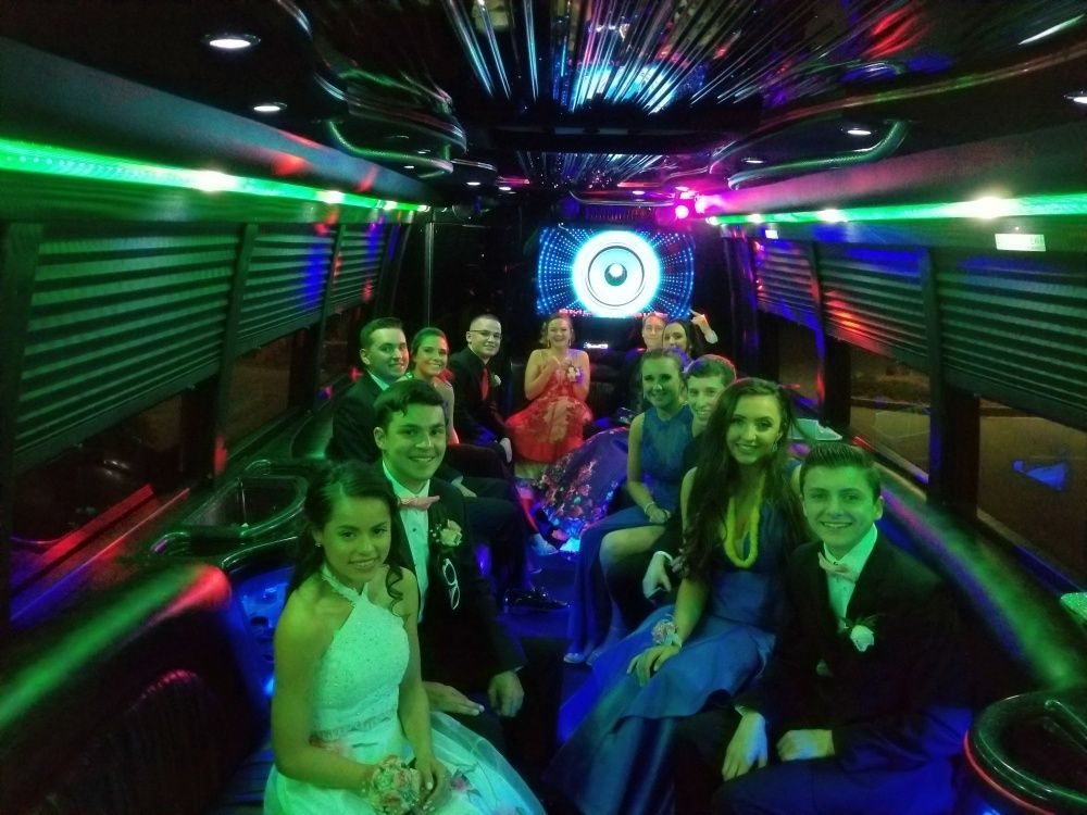 Free quote in 2020 party bus boston party party bus rental