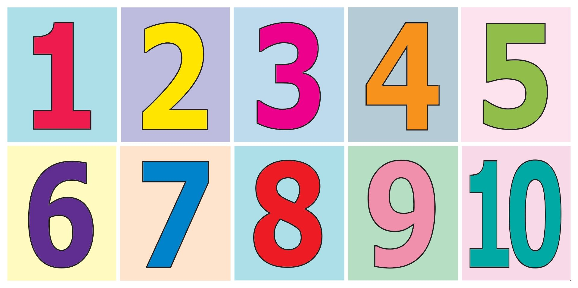 Pin By Chamara On Ten4 In 2021 How To Memorize Things Printable Numbers Printable Image