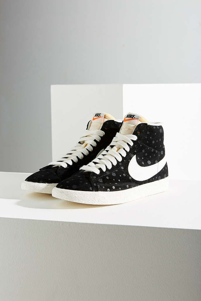 Nike Womens Blazer Mid Suede Vintage Sneaker - Urban Outfitters ... c54b94b38