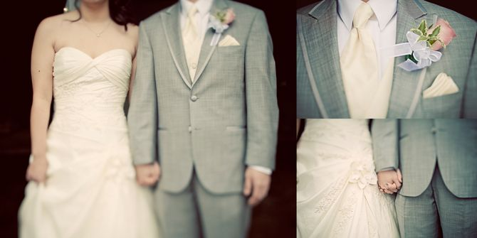 love grey suits!