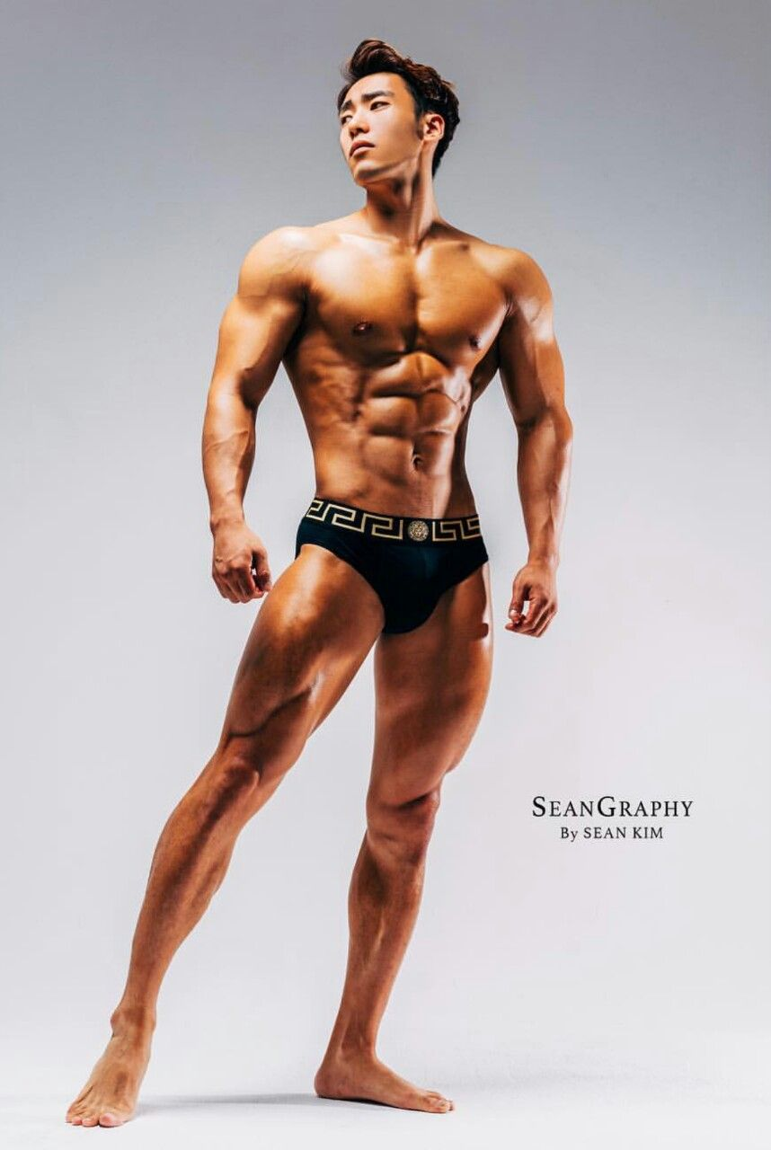 Ripped Asian Hunk | 근육 녀석 | Pinterest | Asian