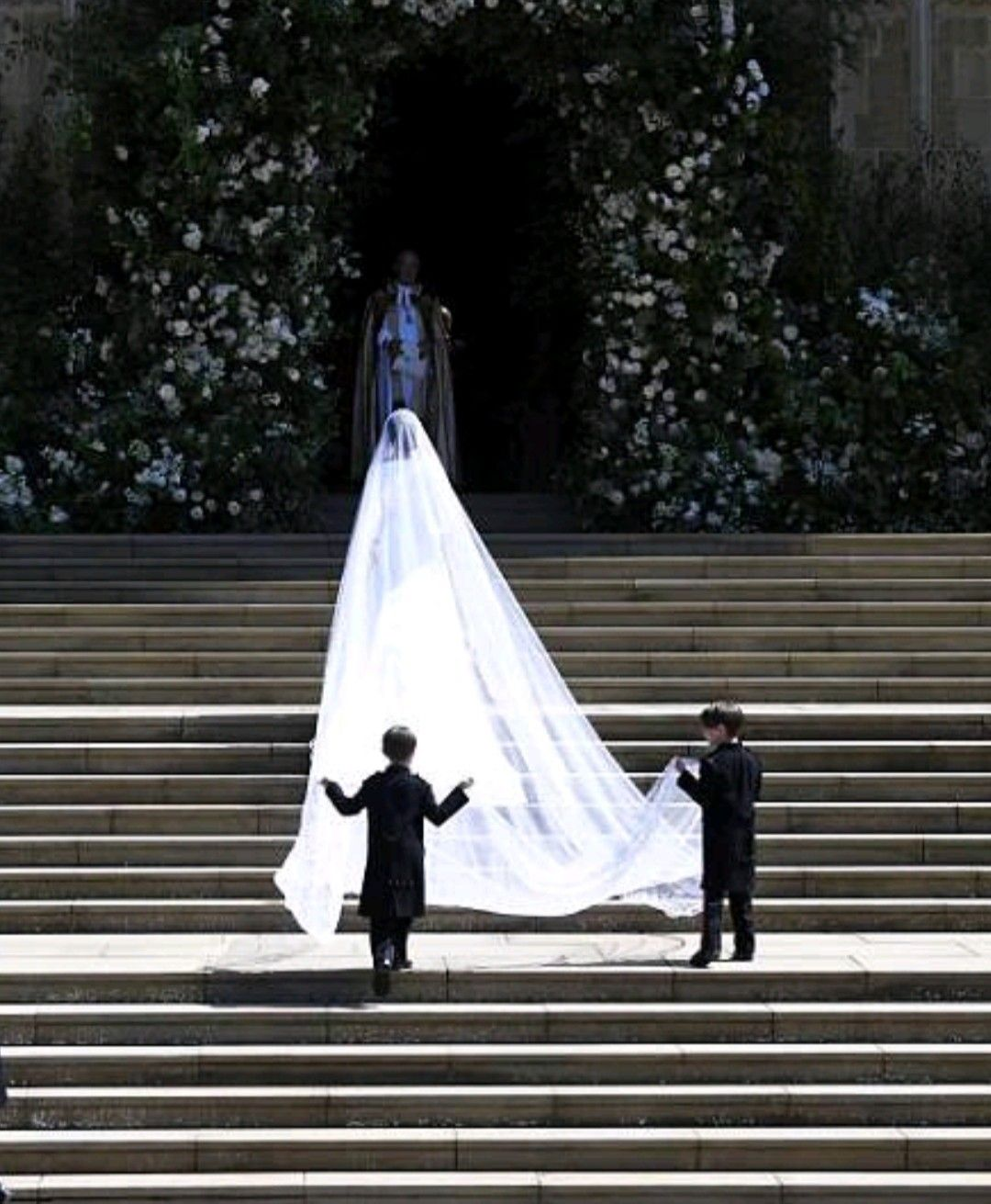 Meghan Markle's Veil Was Over The Top Because Of Its
