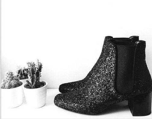 Botines Zara negros T37 nuevos - Chicfy