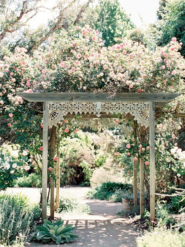 Beautiful ornate arch | Special Day... Somewhat Far Away | Pinterest ...