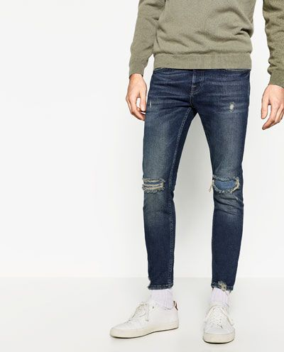 Tempo Hara Raramente Jeans Zara Hombre Ocmeditation Org