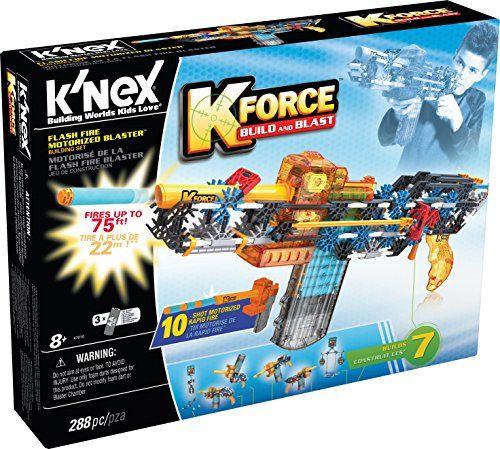 KNEX Car Darts Building Set Toys & Games Play Vehicles nhstages.co.uk