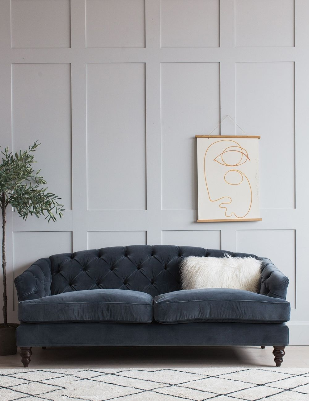 Harry Chesterfield Sofa Chesterfield Sofa Furniture Velvet Furniture