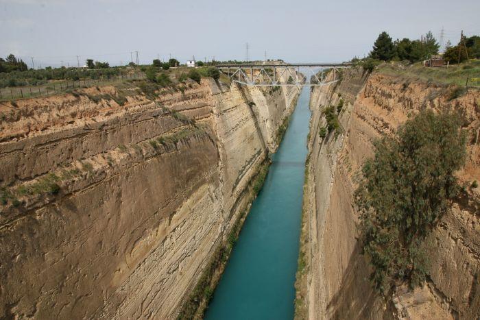 grèce canal de corinthes - Bing Images
