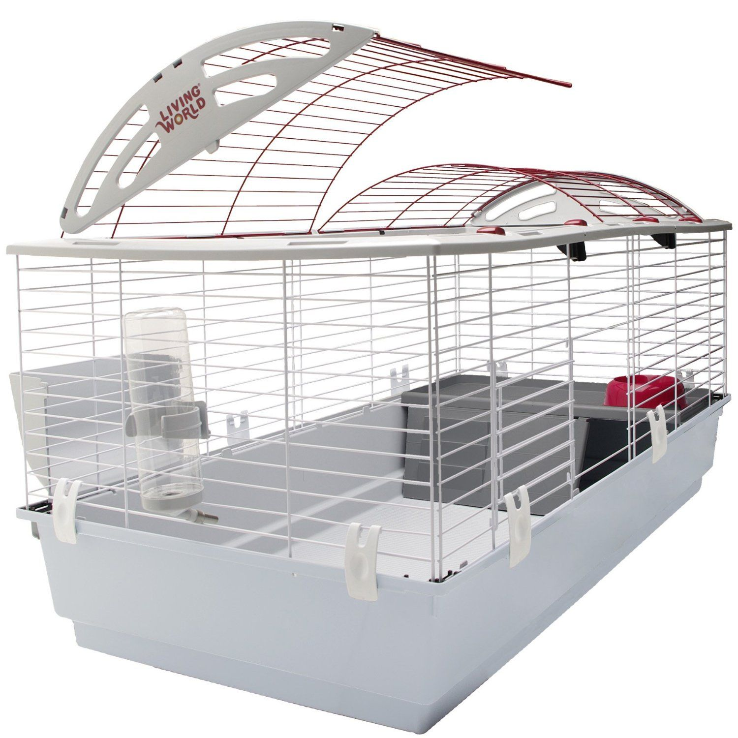 bunny rabbit guinea pig cage xlarge opens from top in 2