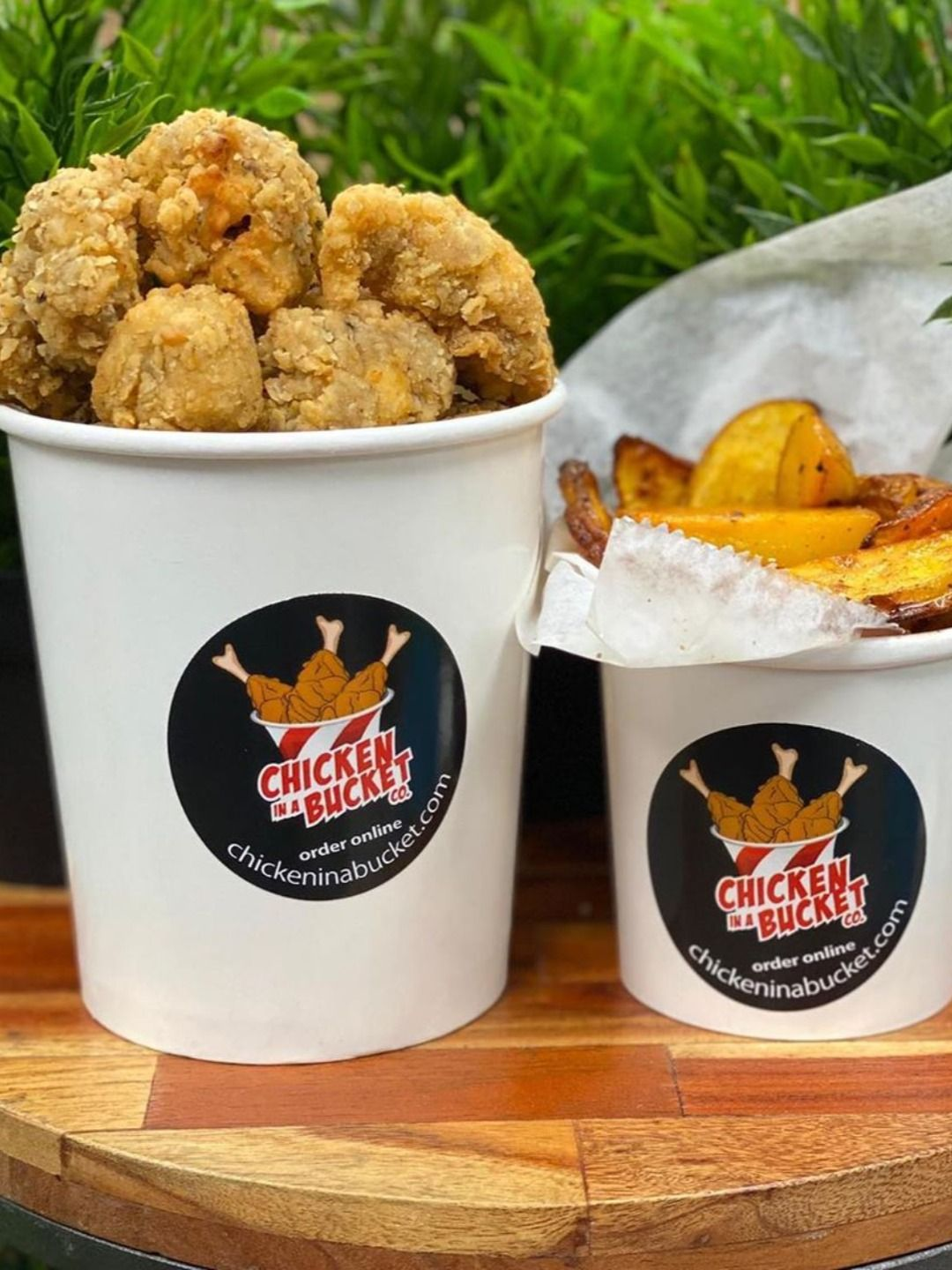Chicken In A Bucket Co New In Nmb Aventura Food Fast Food Kosher