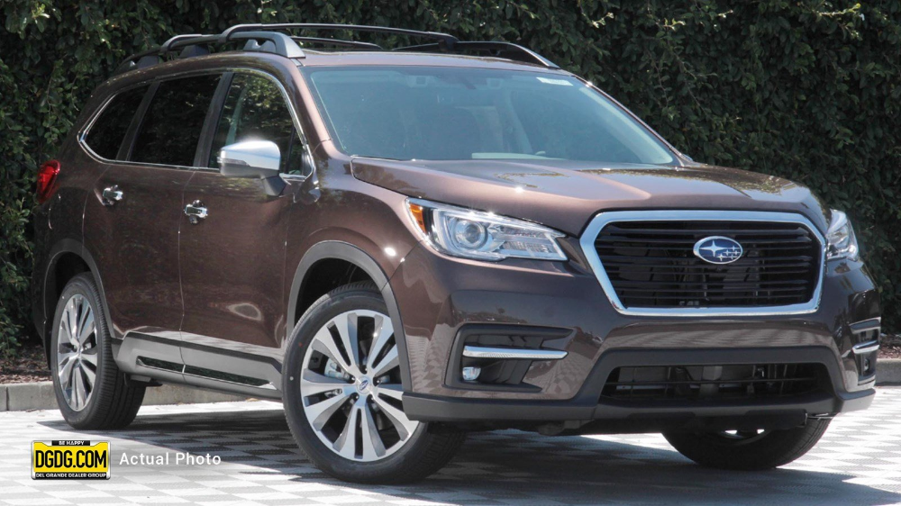 The New 2020 Subaru Ascent, Here are The Full Preview