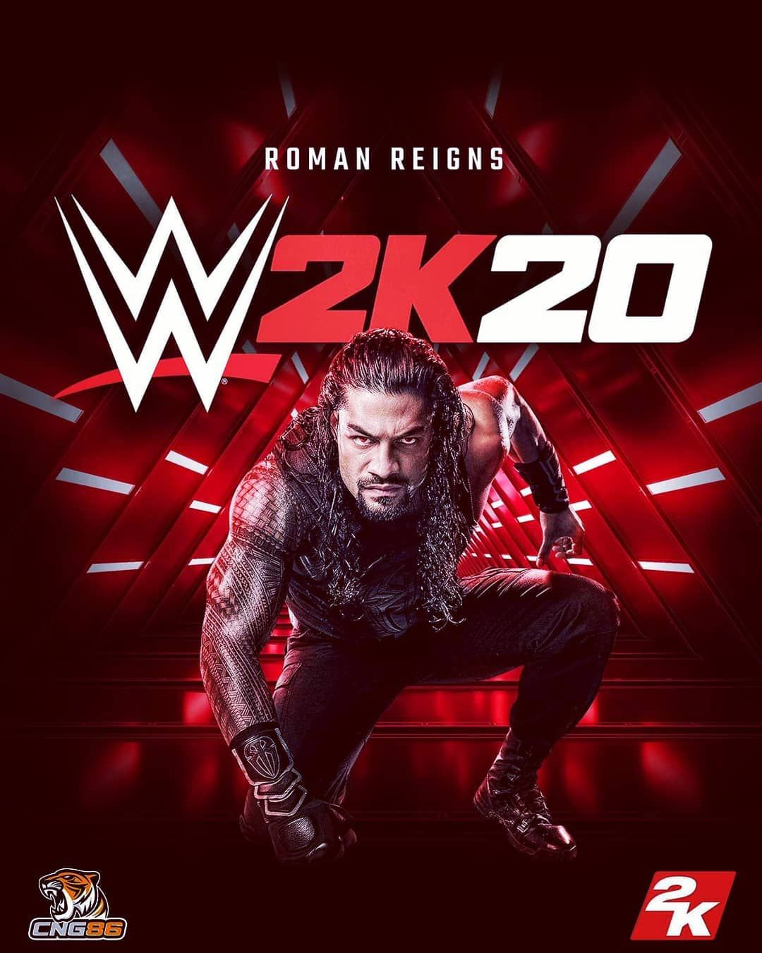 ℛ𝓞ℳ𝓐𝓝 ℛ𝓔𝓘𝓖𝓝𝓢 On Instagram Romanreigns Is The Cover Of Wwe2k20 Raw Roma Roman Reigns Wwe Superstar Roman Reigns Wwe Roman Reigns